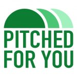 pitched for you logo
